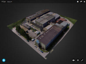 Agisoft Professional - 3D model